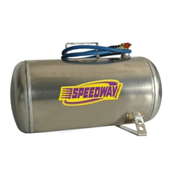 Speedway Large Lightweight Aluminum Air Tank, 4 Gallon