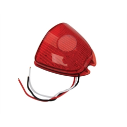 1953 Chevy Red LED Tail Light Lens