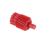 Speedometer Drive Gear, C40Z-17271-A, 21 Tooth, Red