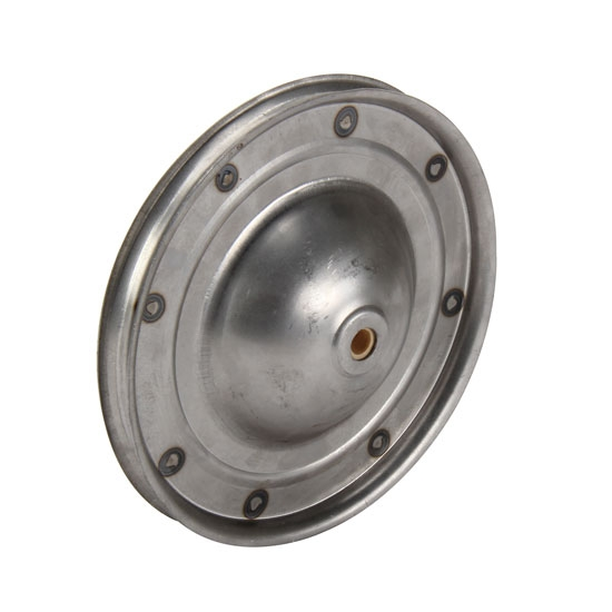 Pedal Car Parts, Hamilton Jeep 6-1/2 Inch Wheel