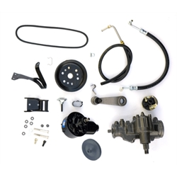 Speedway Power Steering Kit for 1967-69 Camaro