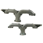 Dorman 2-1/2 Inch Corvette Style Exhaust Manifolds, Pair