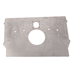 Schnee Chassis 7.5 Inch Standard Rail Sprint Rear Motorplate, Aluminum