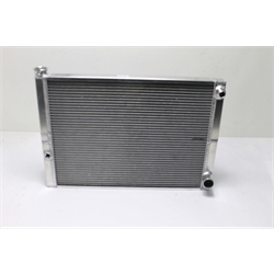 Garage Sale - Afco 80185NDP-16 Double Pass Radiator -16AN Inlet 1-3/4 Inch Outlet
