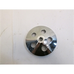 Garage Sale - Single Groove Power Steering Pump Pulley, Chrome