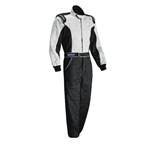 Garage Sale - Sparco Pro Cup X Racing Suit-One Piece-Double Layer, Black, Size M