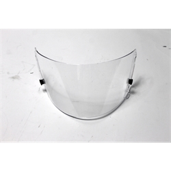 Garage Sale - Simpson 88200A Shield for V-Sport & Voyager Helmets, Clear Shield