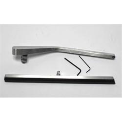 Garage Sale - Specialty Power Windows WAB-01BL Billet Aluminum Wiper Arm, LH Bend