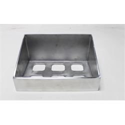 Garage Sale - Polished Aluminum Battery Box