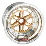 Sander 31 Spline 13 x 10 Inch Wheel, 2 Inch Offset, Non Beadlock