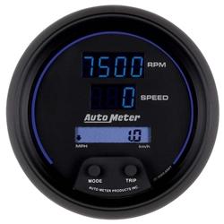 Auto Meter 6987 Cobalt Digital Tachometer/Speedometer Combo Gauge