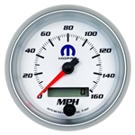Auto Meter 880036 Mopar Air-Core Speedometer Gauge, 3-3/8 Inch