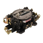 Edelbrock 14053 Performer 600 CFM 4 Barrel Carb, Manual Choke, Black
