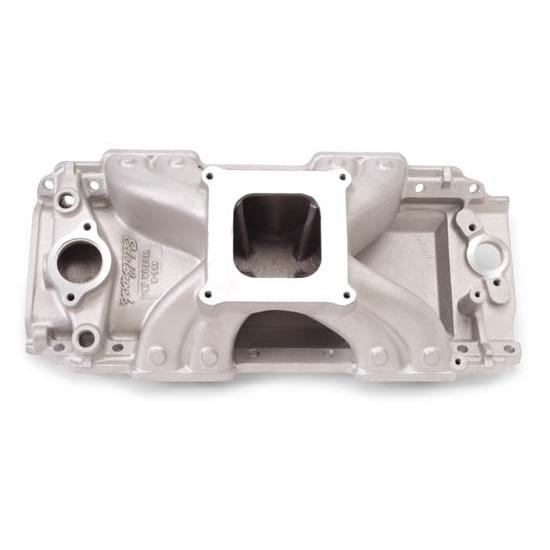 Edelbrock 2902 Victor Jr. 454-R Intake Manifold, Big Block