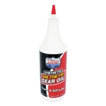 Lucas Oil SAE 75W-140 Synthetic Racing Gear Oil, 1 Quart
