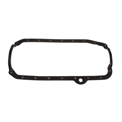 Speedway S/B Chevy Oil Pan Gasket, 1980-1985 Blocks, One-Piece