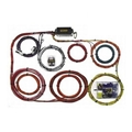 Painless Wiring 10130 14 Circuit Remote Mount Microfuse Wiring Harness