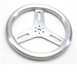Pro-Grip Aluminum Steering Wheel, 13 Inch