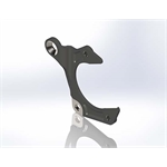 Speedway 1979-Up GM IMCA Metric Midsize Spindle Caliper Bracket