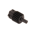 Speedometer Drive Gear, C1DZ-17271-A, 20 Tooth, Black