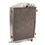 Griffin 4-532BX-AAX Aluminum Radiator for 1932 Ford with Small Block Chevy