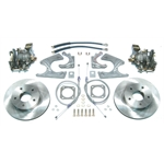 The Right Stuff AFXRD01 Rear Disc Brake Conversion Kit, Camaro/Nova