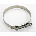 """Garage Sale - Stainless Steel 5"""" Clamp"""