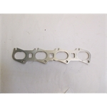 Garage Sale - Dynatech  r Stainless 4.6L Cobra 4V Header Flange