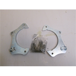 Garage Sale - GM Front Brake Brackets For Mustang II