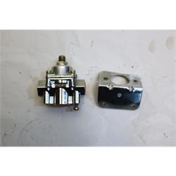 Garage Sale - Holley 12-803 Fuel Pressure Regulator, 2-Port, 4.5-9 PSI