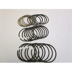 Garage Sale - Speedway Moly Piston Rings, 4.125 Bore, Style A, .030 Over