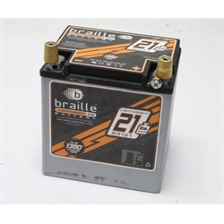 Garage Sale - Braille B3121 No-Weight Battery, 550 CCA