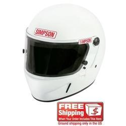 Simpson Voyager SA2010 Racing Helmet