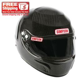Garage Sale - Simpson Stingray Helmet