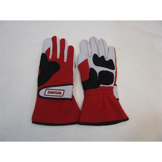 Garage Sale - Simpson Pro Series III Gloves