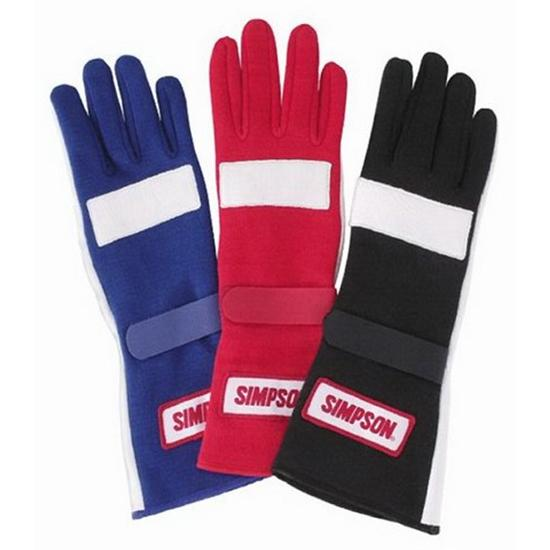 Garage Sale - Simpson Super-Grip Gloves