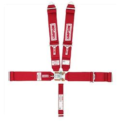 Simpson 5-Point Harness, Latch & Link Sprint Seat Belt, Short Sew Pattern