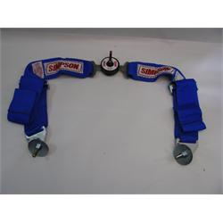 Garage Sale - Simpson Cam Lock Clip-In Lap Belts