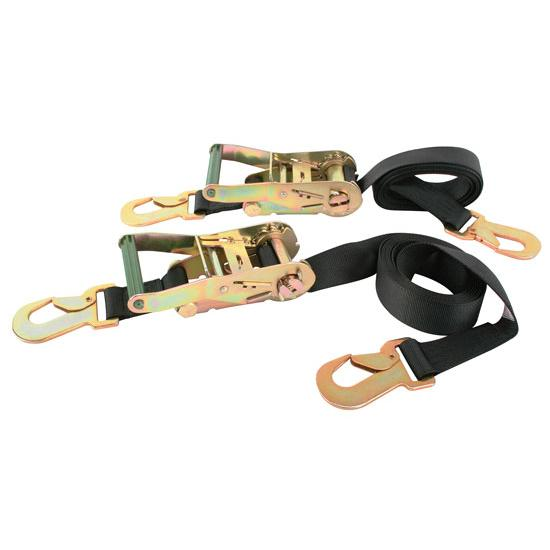 Simpson 35007BK Black Ratchet Tie Downs