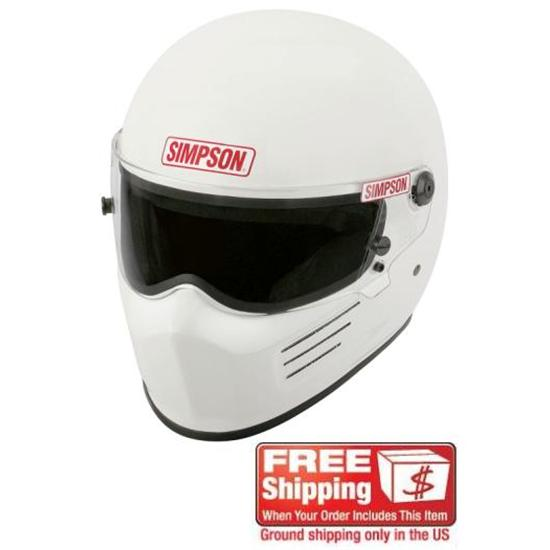 Simpson Bandit SA2010 Racing Helmet