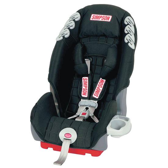 simpson child restraint car seat free shipping speedway motors