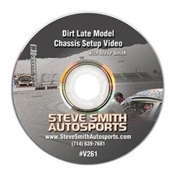 DIRT LATE MODEL CHASSIS SET-UP VIDEO