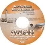Steve Smith Autosports V281 DVD - Dwarf Car Chassis Set-up