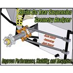 Steve Smith Autosports C302 Open Wheel Rear Suspension Analyzer