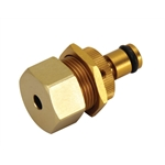 Kwik Change Products 715-2000 Generation II Bleeder Fitting