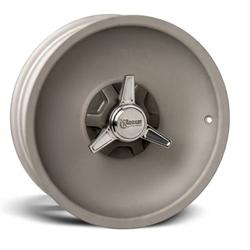 Rocket Racing Wheels Solid Wheel, 18x6, 5 on 4.75, 2.375 Backspace