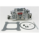 Edelbrock 1802 Thunder Series AVS 500 CFM 4 Barrel Carburetor, Manual