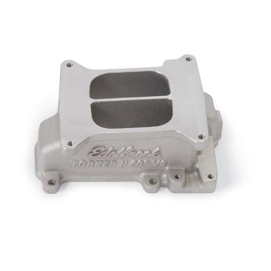 Edelbrock 3789 Performer Intake Manifold Top (EGR), For