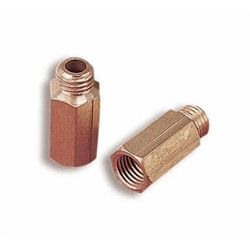 Holley 122-5000 Main Jet Extension, 2 per Package