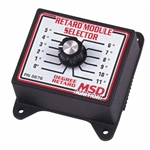 MSD 8676 Selector Switch, 0 Deg-11 Deg